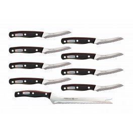Set Coltelli Miracle Blade World Class da 9 pezzi